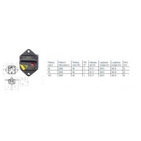 Interruttore magnetotermico 50 Ampere