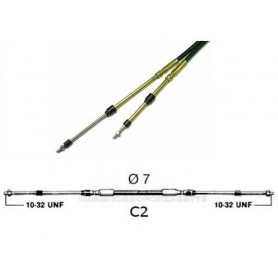 Cable steering system C2 14-Foot