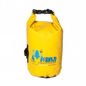 Waterproof bag, 3lt yellow