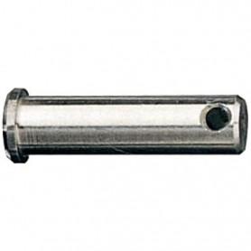 Broche en acier inoxydable 6,4 x 19,4 mm