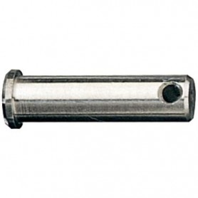 Pin, acier inoxydable 7.2 x 19,2 mm