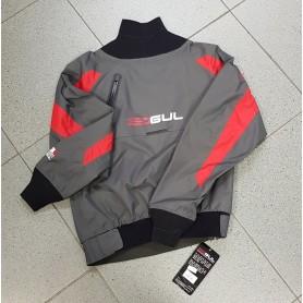 Ballistic drytop grigio-rosso