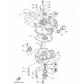 Guarnizione base cilindro F4A