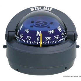 Compass-surface Ritchie gray/blue