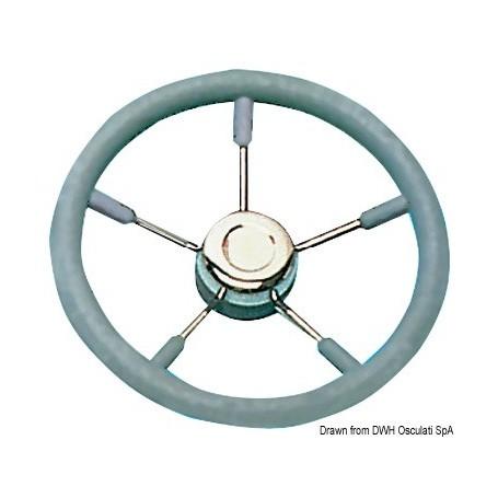 Steering wheel mm 320 grey