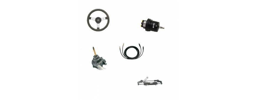 Adriamarine | Maintenance, and accessories motor - Timonerie cables and remote control