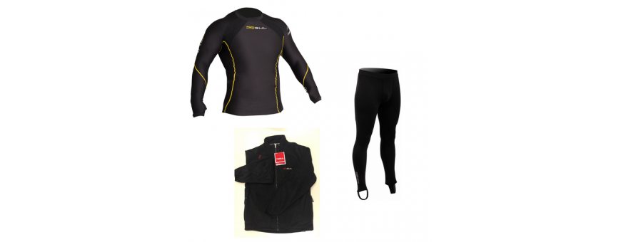Jerseys and pants thermal drift
