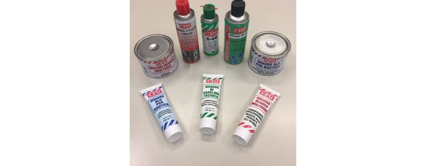 Greases and lubricants