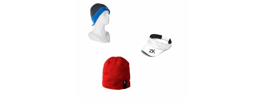 Cappellini, scaldacolli and visors