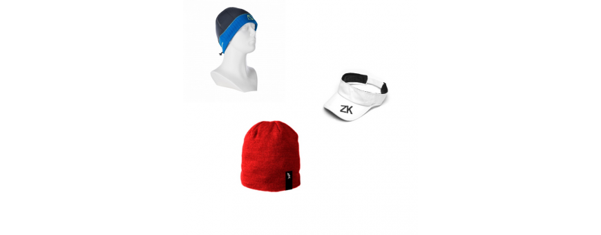 Capellini, scaldacolli and visors yachting
