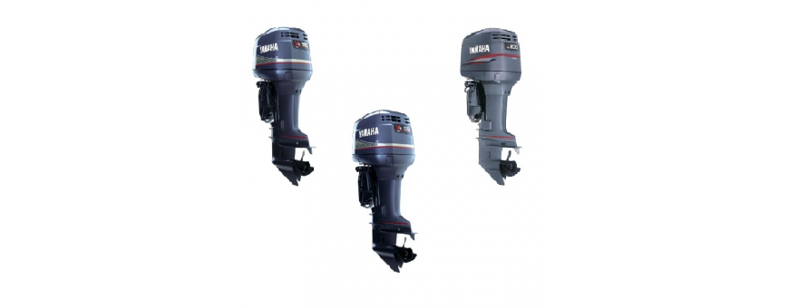 Outboard motor yamaha 150F - 175D - 200F