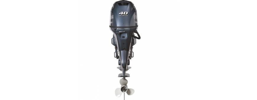 Лодочный motor yamaha F40C-F60A
