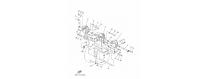 Engine support F30B-F40F