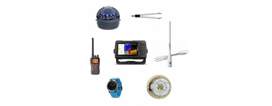 Adriamarine   Elektronike, merilne naprave in navigacija