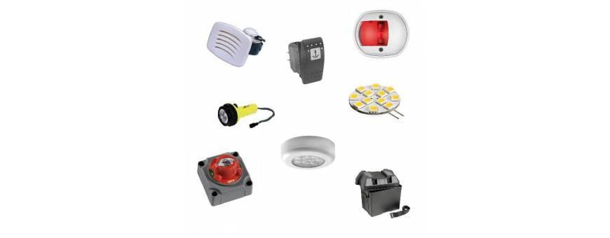 Adriamarine | električna oprema