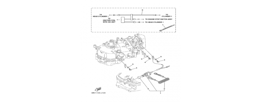 Electrical parts F4B-F5A-F6C