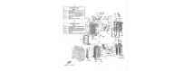 The cylinder and the crankcase 2 F250A-FL250A