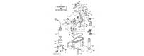 Injection pump 1 F250A-FL250A