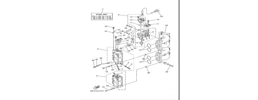 Drain 2 F115A-FL115A