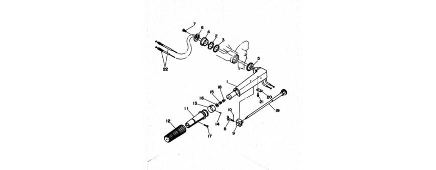 Bar guide 6C-6D-8C