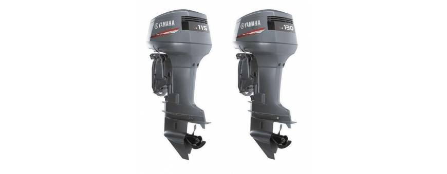 Outboard motor 115C-130B