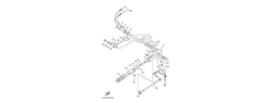 The bar commands a 9.9 F-15F