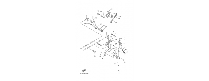 Motor controls F40D-F50F-F60C