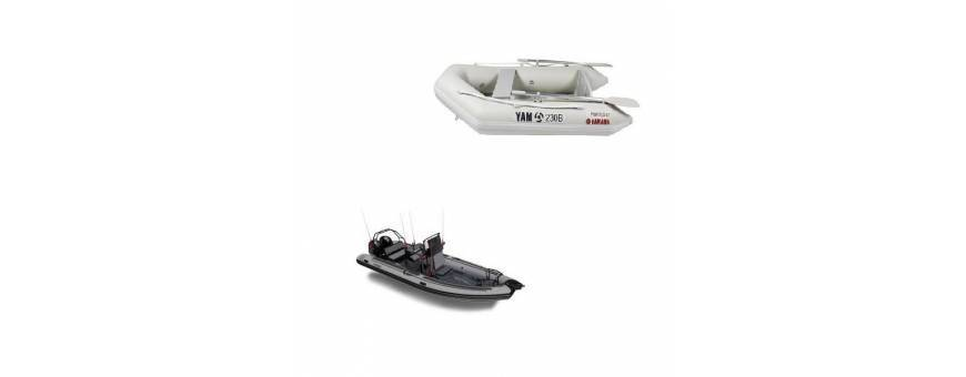 Inflatable boats and tender