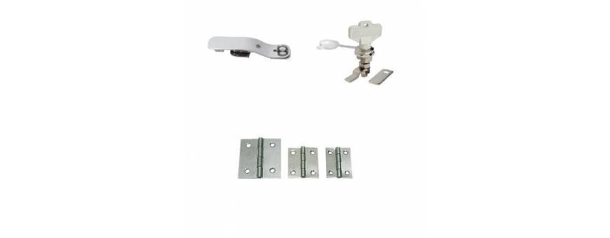 Adriamarine | deck Accessories - Latches, hinges, and fermoporte