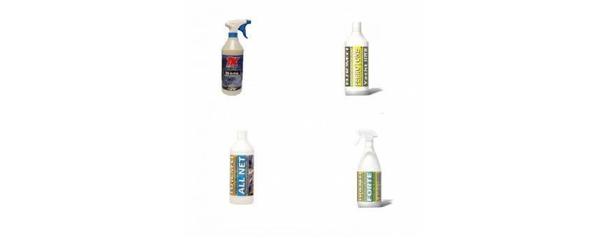 Prodotti pulizia barche,detergenti barca e ravvivanti