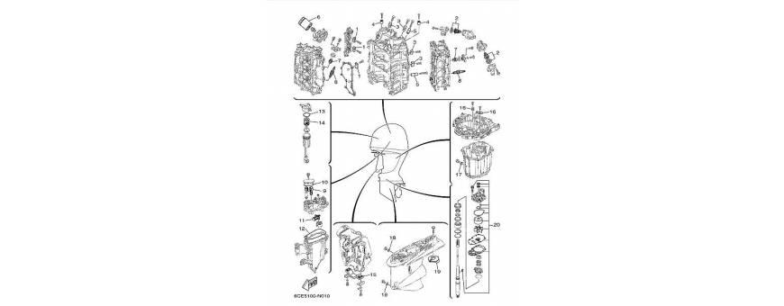 Manutenzione periodica F250D