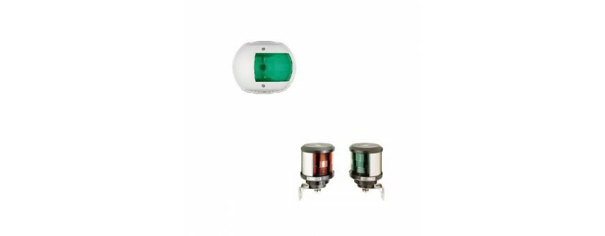 Lights, light, headlight, lights for boat up to 20 metres
