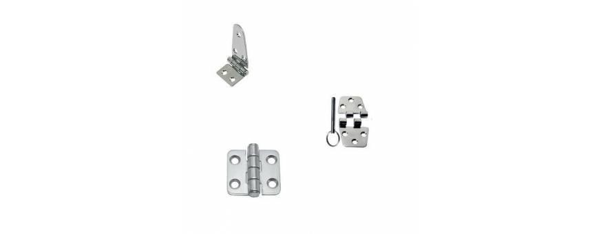 Adria Marine | Stainless steel hinges