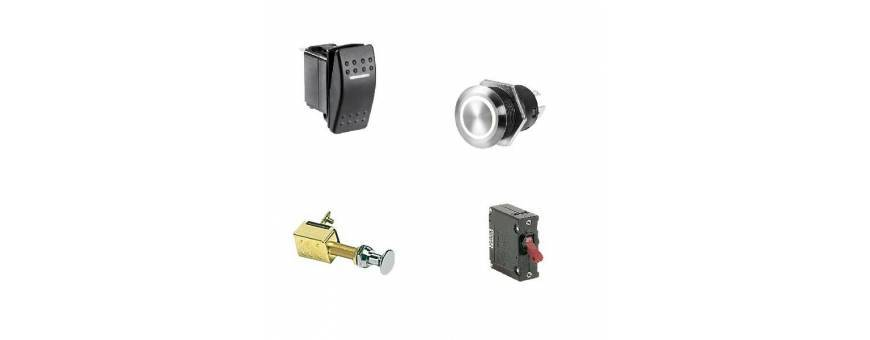 Adriamarine | electrical Equipment - circuit Breakers and battery switches