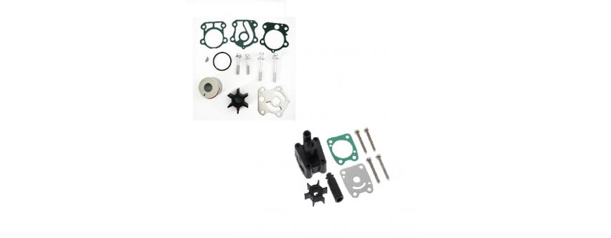 Yamaha water pump spare parts
