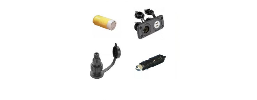 Adriamarine | electrical Equipment - Spine, sockets and buttons
