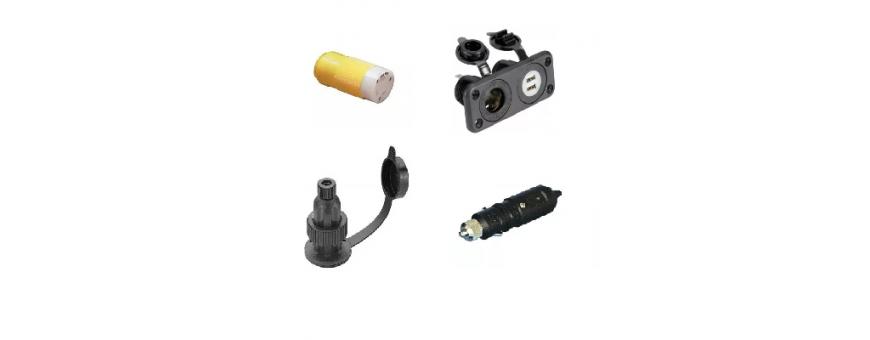 Adriamarine | električna oprema - Kralježnice, utičnice i gumb